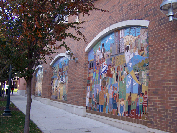 Mural Town Square