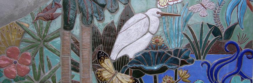 RCMA Mural (detail)
